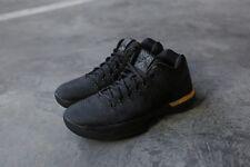 Nike Air Jordan XXXI 31 Low UK 6.5 EU40.5 Black Anthracite Metallic Gold RRP£170