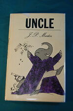Uncle Stories J. P. Martin first American edition Coward-McCann 1966 hb w jacket
