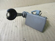 MAZDA MX3 MX 3 92-96 1992-1996 GLOVE BOX GLOVEBOX LATCH & LOCK w/ KEY TAN