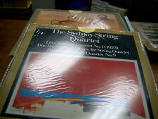 rare audiophile lp the sydney string quartet lp sealed in plastic janacecek/