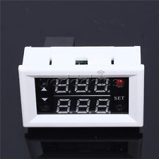 Digital LED Dual Display Timer Relay Module Timing Delay Cycle Mini 12V 20A