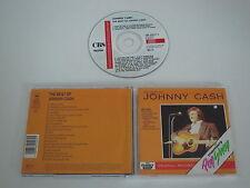 JOHNNY CASH/MEMORY POP SHOP: THE BEST OF JOHNNY CASH(CBS 462557 2) CD ÁLBUM