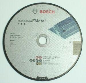 Trennscheibe Metal gerade 230 mm standard for Metal 2608603168 #20161