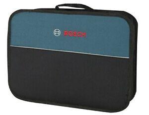 "Bosch 13"" x 10""  x 3"" Contractors Tool Bag with Inside Pocket"