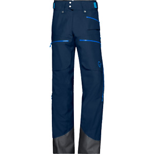 NORRONA LOFOTEN Gore-Tex Insulated PANTS - Pantaloni Freeride Uomo 1002-18 2295
