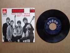 Vinyles EP rock 17 cm