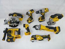 DeWalt DCK8 18V Kombo-Pack 3x5Ah Akku Werkzeug SET DCS 355 391 331 DCF887 DCH252