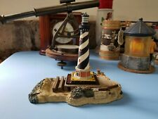 2000 Harbour Lights Event Hatteras on the Move Nc #632 Lighthouse Figurine Fw20