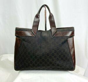 Gucci Womens Brown GucciSSima Color Canvas Handbag