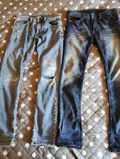 Lot 2 Diesel jogg jeans Thavar W.30