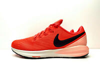 Nike Air Zoom Structure 22 Womens Running Red Pink UK 4.5 EUR 38 US 7 AA1640 800