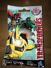 Transformers Tiny Titans Series 4 Blind/Mystery Bag Brand New & Sealed (N8)#
