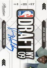 2009-10 Panini Prestige NBA Draft Class Jrue Holiday Auto Rookie RC Card