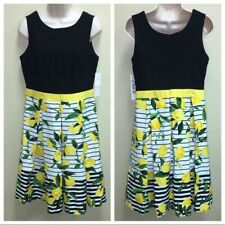Chetta B - Lemon dress - SZ 10 NWT