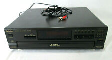 Technics SL-DP688 5 Disc Changer Compact Disc Player No Remote