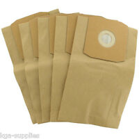 PACK OF 5 BAGS FIT DAEWOO RC300 RC310 RC320 RC350 RC370 RC400 VACUUM CLEANER