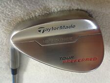 LH - TaylorMade Tour Preferred 56* SW w/KBS Tour-V 125 Wedge Flex Shaft