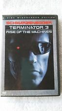 Terminator 3: Rise of the Machines (DVD, 2003, 2-Disc Set, Widescreen)