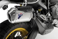 Ducati SCRAMBLER Desert Sled Schalldämpfer TERMIGNONI Auspuff zugelassen