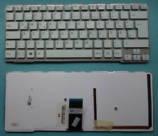 Tastatur SONY Vaio SVE14A SVE14A1M6E SVE14A1V1EB  Beleuchtet Backlit Keyboard