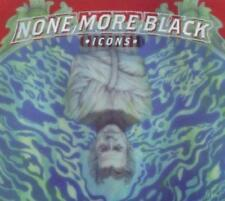 None More Black - Icons (NEW CD)