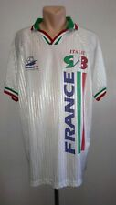 Football shirt soccer France 98 World CUP Coupe du Monde 1998 Itali Italy jersey