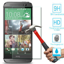 Tempered Glass Screen Protector Film Shield for HTC ONE2 m8 x