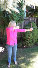 Archery Bow the Delilah Long Bow 51in 30-40lb