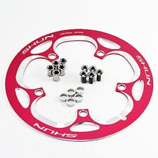 SHUN Chain Guard 53T, BCD 130mm, 132g, Fuchsia