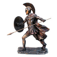 Achilles Figure: Trojan War Homers Ilad Greek Warrior