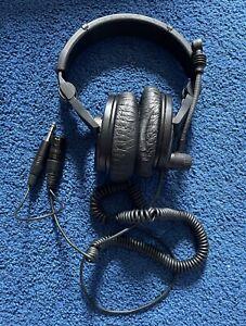 Sennheiser HMD 280-13 Supraural Closed Broadcast Headphone UNTESTED