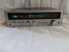 Trio KR-3400 Vintage receptor de AM-FM Sintonizador Amplificador hecha en Japón 1975 Retro