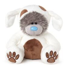 "Me to You 9"" Animal Costume Bear Dressed as Brown Dog"