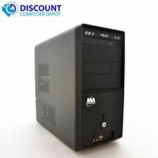 Fast Custom Destop Computer Pc Dual Core 2.13Ghz 4Gb 250Gb Dvd Windows 10