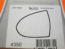 BURCO MIRROR GLASS # 4350 FITS 2011-2012 KIA SPORTAGE LEFT DRIVER SIDE