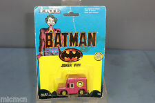 "ERTL modello no1532 BATMAN ""Jokers"" Van VN MOC"