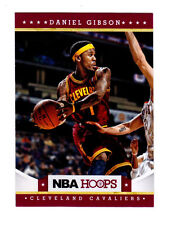 2012-13 Panini NBA Hoops Basketball #85 Daniel Gibson Cavaliers nm-mint