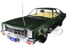 "1977 DODGE MONACO GREEN ""HUNTER"" TV SERIES 1/18 DIECAST CAR BY GREENLIGHT 19045"