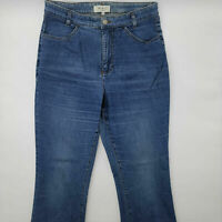 MAC Melanie W30 L30 blau blue Damen Designer Denim Jeans Hose Vintage Mode Chic