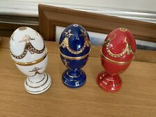 More details for the bradford group 'fighters of the front' jewelled eggs