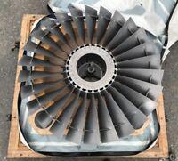 RN RAF Harrier Jet Aircraft Rolls Royce Pegasus Jet Engine Titanium Fan LP1