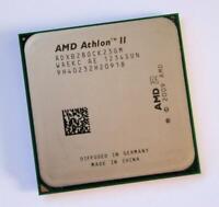 AMD Athlon II X2 ADXB28OCK23GM Dual-Core 3.4GHz Socket AM2+ AM3 Processor CPU