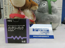 BATTERY PACK PC ENGINE NEC DUO MONITOR JAPAN RARE VERY GOOD CONDITION PI-AD17