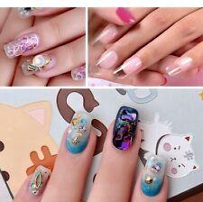 UR SUGAR false nails  FULL KIT Poly Gel nail extension  UK🇬🇧