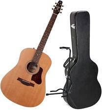 Seagull S6 Original 046386 Acoustic Guitar Bundle