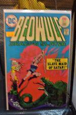 Beowulf Dragon Slayer #2 DC Comics 1975 The Slave Maid of Satan 6.5