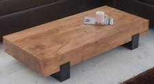 Amber Couchtisch 130x60 Wohnzimmertisch Tisch Beistelltisch Holztisch