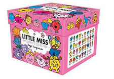 Little Miss Box Set - My Complete Collection Pink Box Set