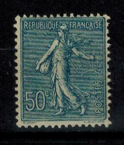(a36) timbre France n° 161 neuf* année 1921