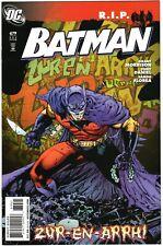 Batman #679 Tony Daniel Variant